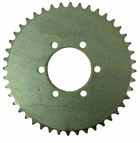 Rear Wheel Sprocket, 44 teeth, BF05T chain (127-20)