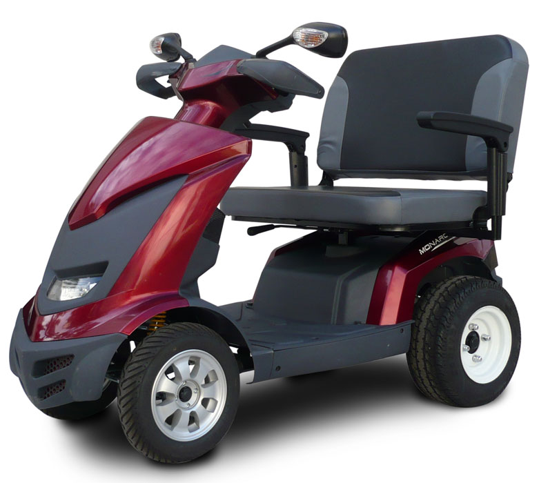 Ev Rider Royale 4 4 Wheel Electric Mobility Scooter 1300w