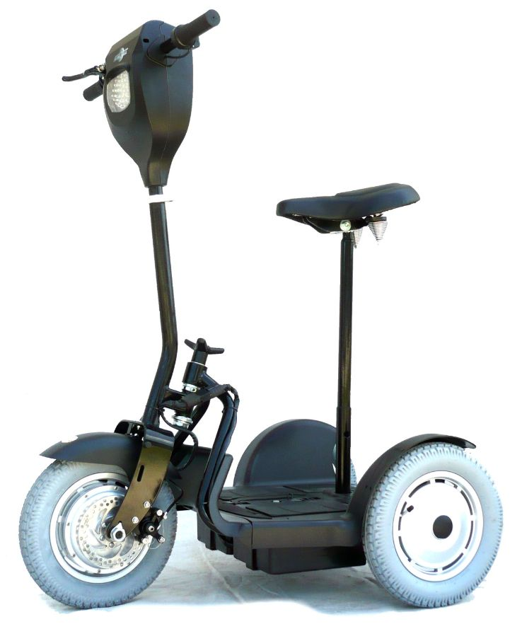 Ev Rider Stand N Ride Mobility Electric Powered Scooter