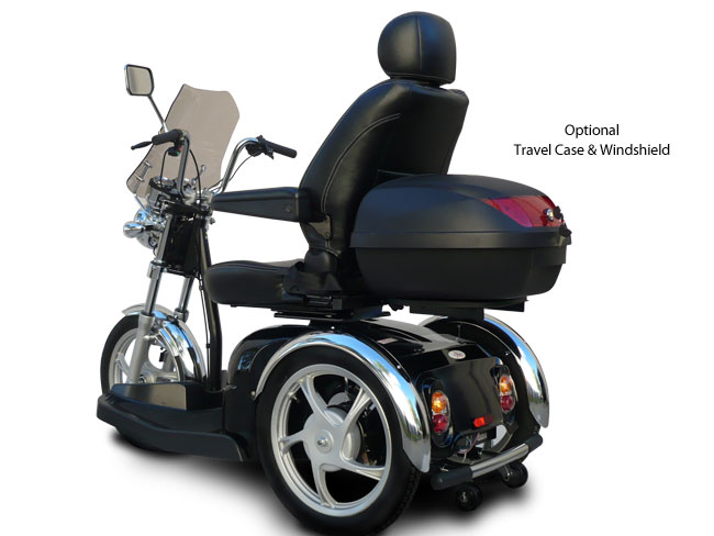 Sport Rider 1300 Watt Electric Mobility Scooter By Ev Rider