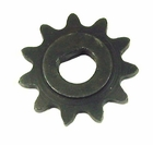 Sprocket 11 tooth, 1 flat side (127-6)