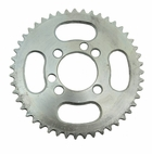 Sprocket for gas scooters, 47 teeth