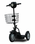 SNR Stand-N-Ride Pre-Mobility Electric Scooter 500 Watt, 20 Amp batteries (2013 Model)