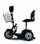 Stand-N-Ride (SNR2 ) Electric Mobility Scooter  2014 Model ( 500 Watt motor, 20 amp batteries)