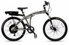 Storm 500 Versatile 36 Volt 500 Watt Motor Electric Bike