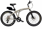 Storm 300 Plus 300 Watt 7 Speed Folding  Electric  Bike Marine-Friendly