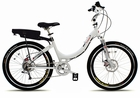 Stride R Stylish 36 Volt 300 Watt Motor Stride Step-through Electric Bike