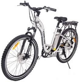 TRAILCLIMB Electric Bicycle, Lithium Batteries -300 Watts Motor