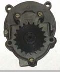 Transmission- Bolts To Engine