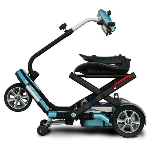 Transport Folding Travel Electric Mobility Scooter By Ev Rider