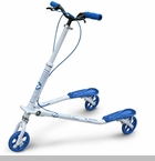 TRIKKE T7 Convertible Carving 3 Wheel Fitness Scooter