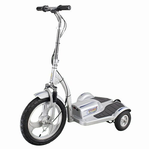 Trx Electric Scooter 500 Watt 36 Volt 3 Wheel Upright