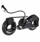 Wheelman 50cc Gas Powered 2 Wheel Skateboard