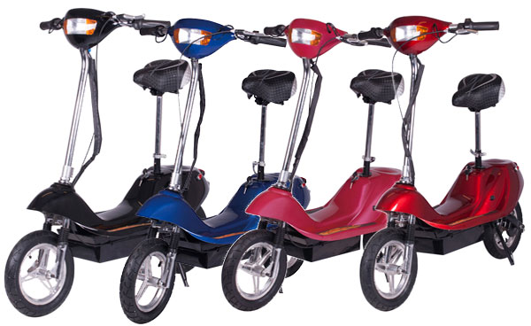 X-370 electric scooter 2014 Model