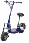 X-Treme XG-550 50cc Gas Scooter, with Electric Start  & EPA Certified Engine