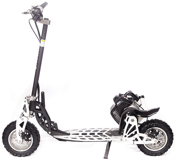 Xg Ds Cc Speed High Performance Gas Scooter