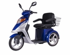 X-Treme� XMB-420 ELITE -Three Wheel Electric Mobility Scooter