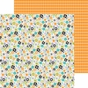 Bella Blvd - Halloween Magic Collection - 12 x 12 Double Sided Paper - Hocus Pocus