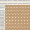Crate Paper - Maggie Holmes Collection - Shine - 12 x 12 Double Sided Paper - Twinkle