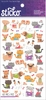 EK Success - Sticko - Stickers - Tiny Cats and Dogs