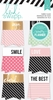 Heidi Swapp - Hello Beautiful Collection - Memory Planner - Fabric Flags, COMING SOON