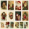 Kaisercraft - Yuletide Collection - 12 x 12 Perforated Paper with Foil Accents - Traditions
