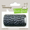 Lawn Fawn - Lawn Trimmings - Bakers Twine Spool - Black Tie Cord