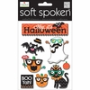 Me and My Big Ideas - Soft Spoken - 3 Dimensional Stickers - It's Halloween