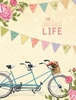 Paper House Productions - Lined Journal - Sweet Life