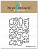 Paper Smooches - Dies - Botanicals 3 Icons