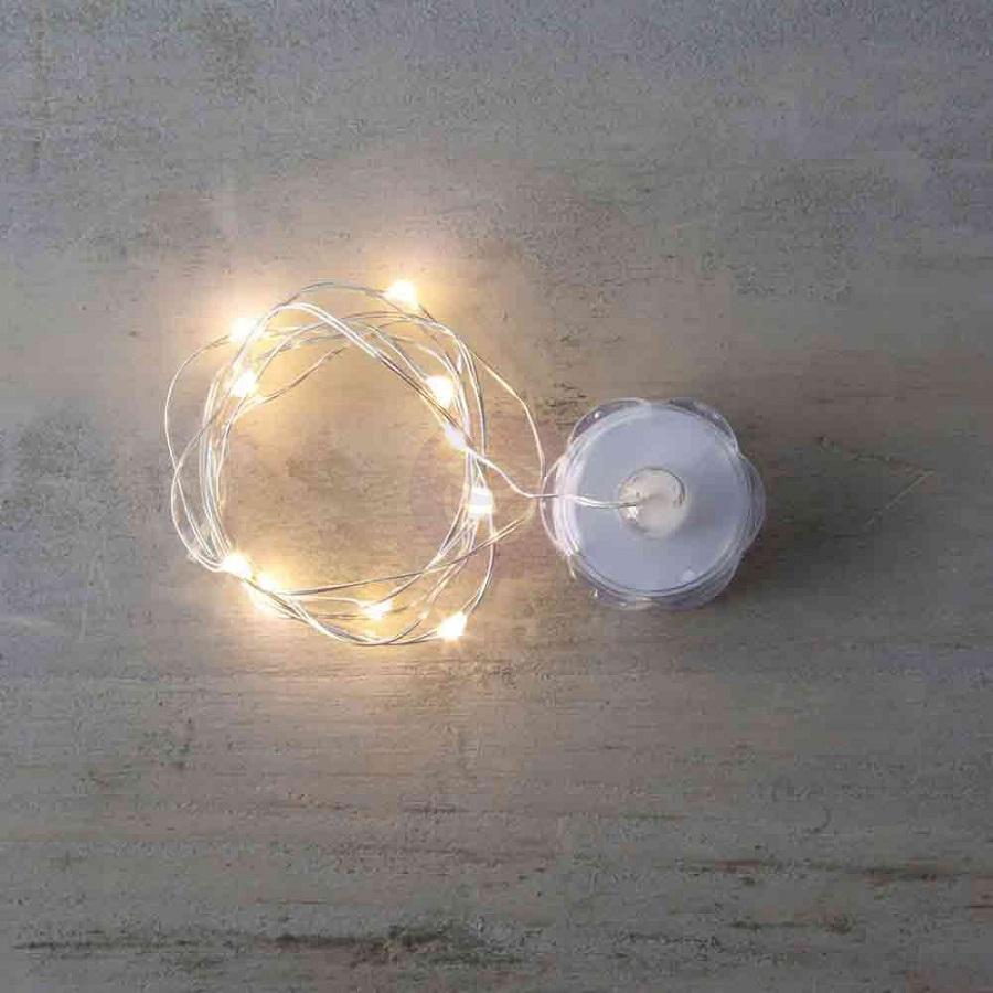 Prima - Lumies - LED Lights - 1 Yard - Warm White