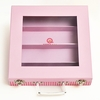 Queen and Company - Trendy Tape - Tape Trunk Storage Case - Pink
