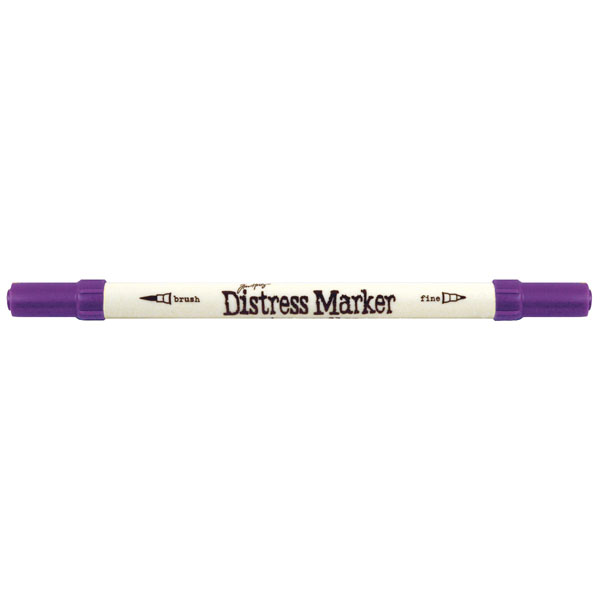 Ranger Ink - Tim Holtz - Distress Marker - Wilted Violet