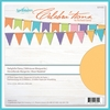 Spellbinders - Celebrations Collection - 12 x 12 Paper Pack - Delightful Daisy
