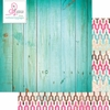 Websters Pages - Beautiful Chic Collection - 12 x 12 Double Sided Paper - Painted Perfect