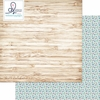 Websters Pages - Ocean Melody Collection - 12 x 12 Double Sided Paper - Driftwood