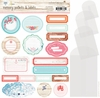 Websters Pages - Ocean Melody Collection - Memory Pockets and Labels
