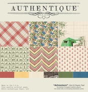 Authentique Adventure 12x12 Pad