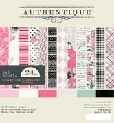 Authentique Classique Pretty 6x6 Bundle