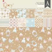 Authentique Cozy 12x12 Pad