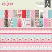 Authentique Crush 12x12 Pad