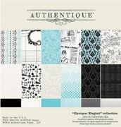 Authentique Elegant 12x12 Collection Kit