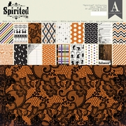 Authentique Spirited 12x12 Pad