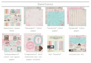 Authentique Sweetness 12x12 collection kit