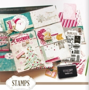BoBunny Clearly Stamps & Double Dot Inks