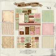 Cherish 12x12 Collection Kit