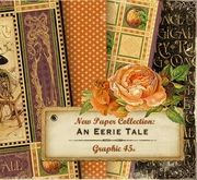 Graphic 45 An Eerie Tale collection