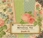 Graphic 45 Botanical Tea