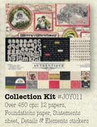 Joyous 12x12 collection kit