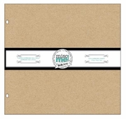 Misc Me 12x12 Chipboard Inserts